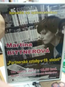 Takto jsem zvěčněna a zarámována v knihovně v Morav. Budějovicích.