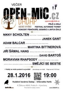 OPEN-MIC.cz